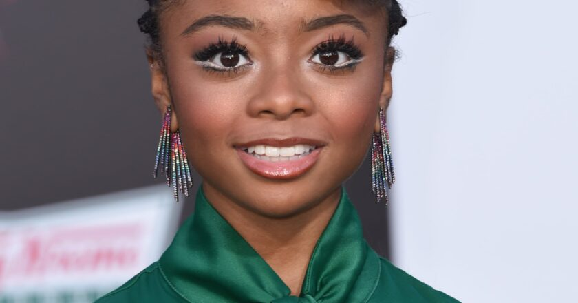 How to Contact Skai Jackson: Phone Number, Email Address, Whatsapp, House Address