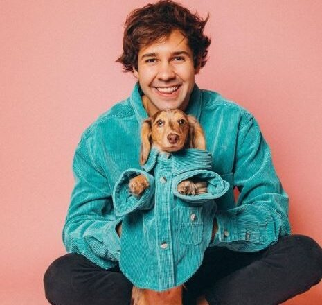How to Contact David Dobrik: Phone Number, Email Address, Whatsapp, House Address