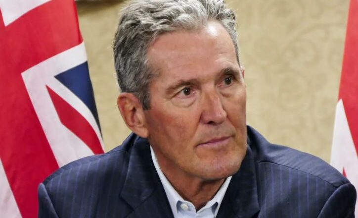 How to Contact Brian Pallister : Phone Number, Email Address, Whatsapp, House Address