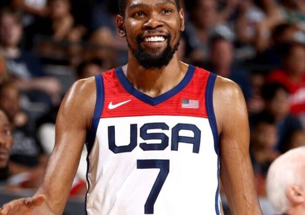How to Contact Kevin Durant : Phone Number, Email Address, Whatsapp, House Address