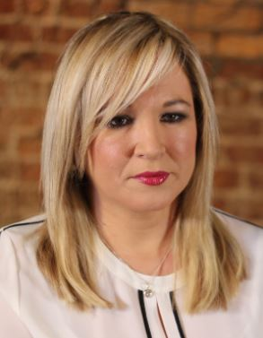 How to Contact Michelle O'Neill : Phone Number, Email Address, Whatsapp, House Address