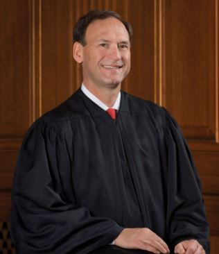 How to Contact Samuel Alito : Phone Number, Email Address, Whatsapp, House Address