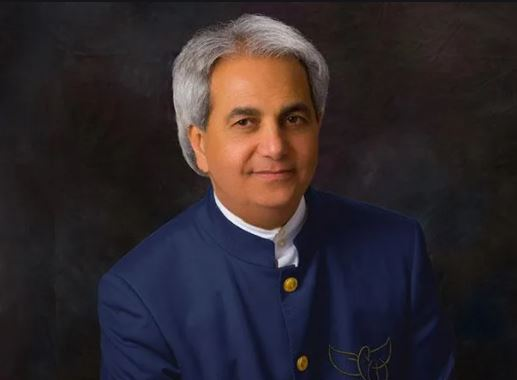 How to Contact Benny Hinn : Phone Number, Email Address, Whatsapp, House Address